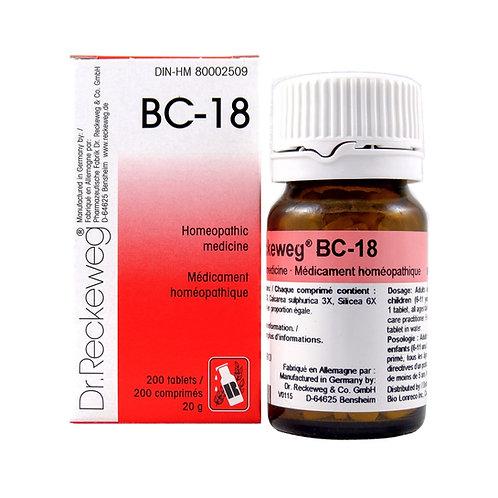 BC-18 (200 tabs)
