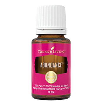 Abundance Essential Oil Blend - 15ml