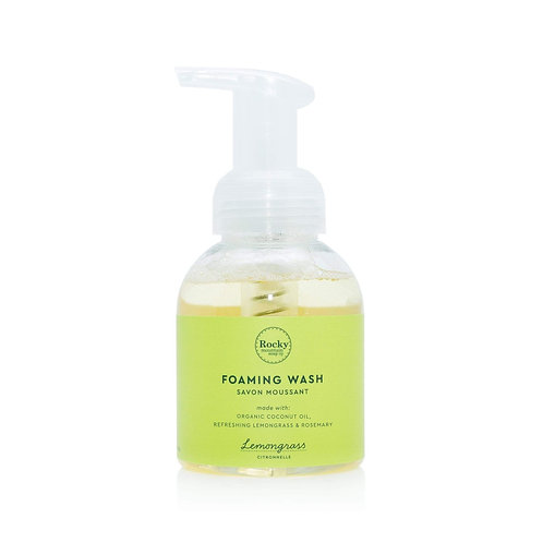 Lemongrass Foaming Wash - 240ml
