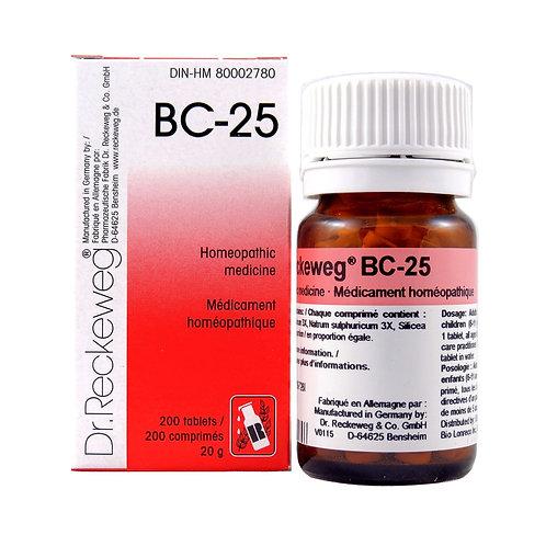 BC-25 (200 tabs)