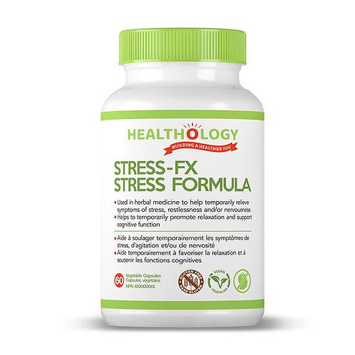 STRESS-FX STRESS FORMULA (60 Capsules)
