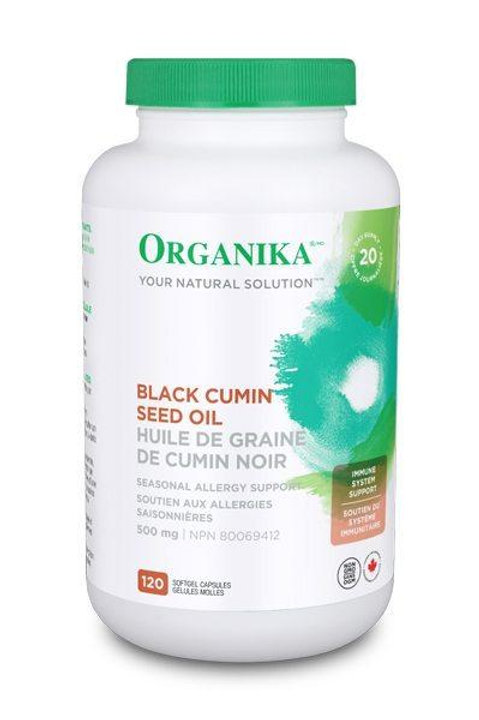 Black Cumin Seed Oil (120 Caps)