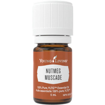 Nutmeg Essential Oil - 5ml