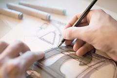 Разработка чертежей