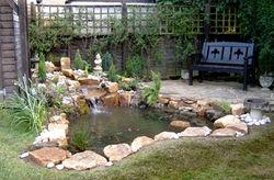 natural ponds West Sussex
