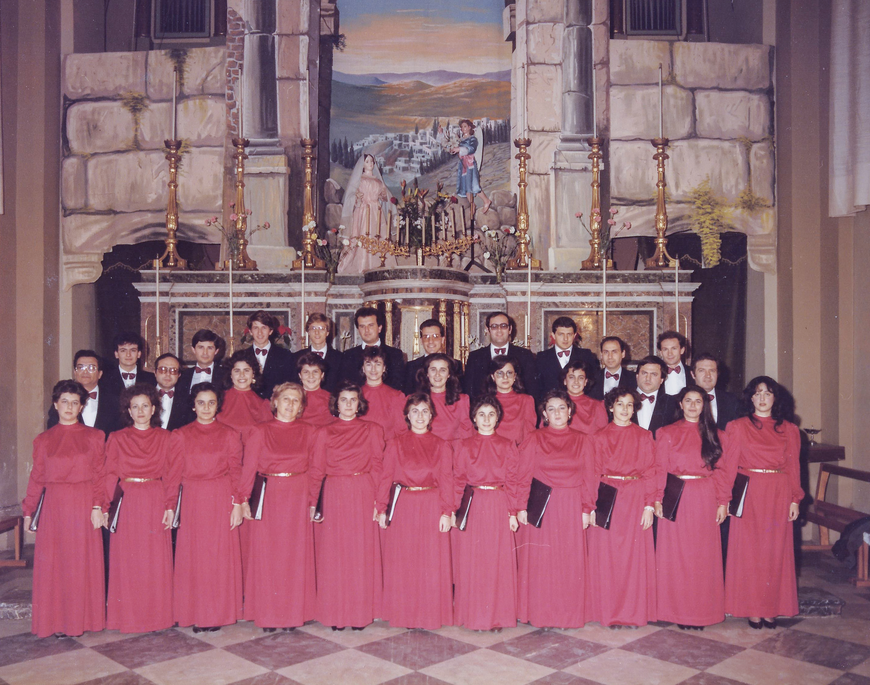 Natale 1985 - Duomo di Giarre
