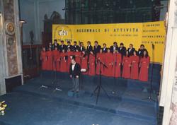 Corale Jonia - Matera 1986
