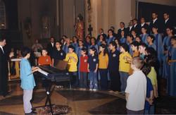 Corale Jonia, 2001