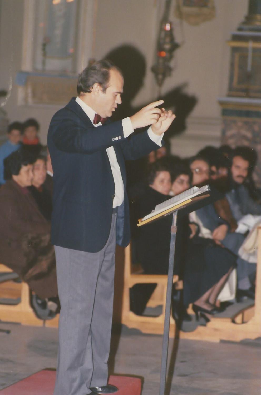 M°Giovanni Fioncchiaro -  25°-1985