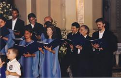 Corale Jonia - 2001