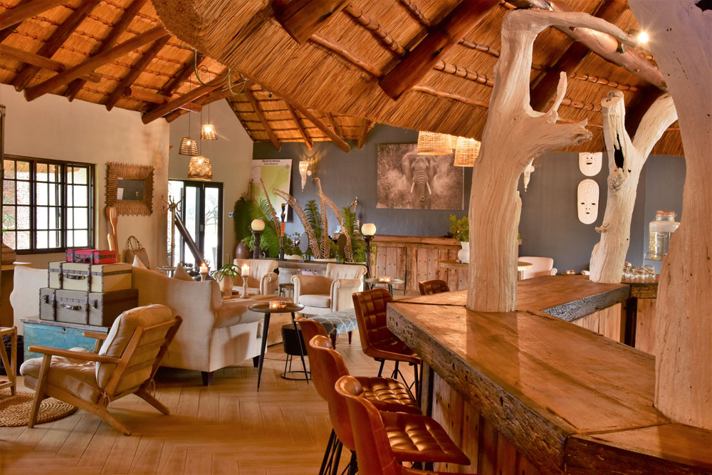 Safari-Lodge