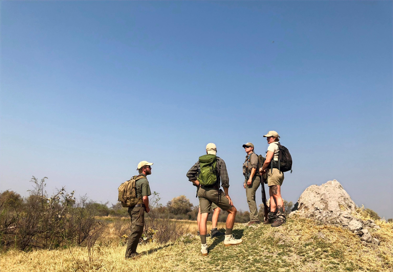 Group on Mentorship Trails