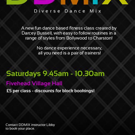 DDMIX NEW CLASS FREE TASTER 21ST JANUARY