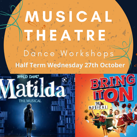 Musical Theatre Workshops and Classes with Miss Daisy