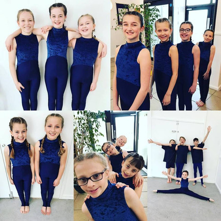 Wonderful ISTD Examination Results for our March Session!
