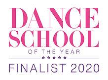 Dance School of the Year Finalist 2020.j