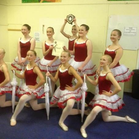 Festival Success - North Devon Dance Festival 2015