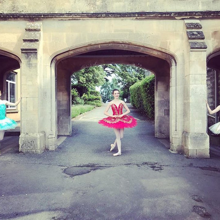 Taunton Festival of the Arts 2018 Dragonflies Dance Success