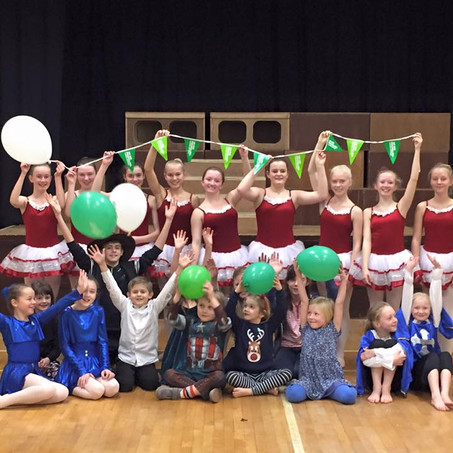 Dress up and Dance for Macmillan