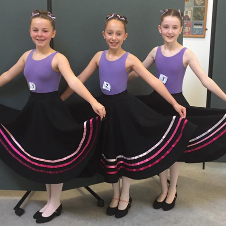 Excellent RAD Ballet Exam Results!