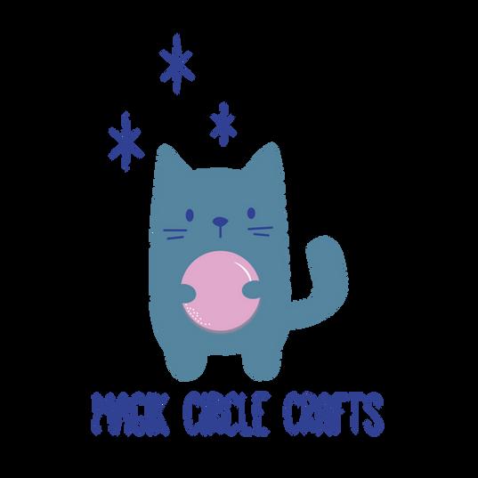 Magik Circle Cat