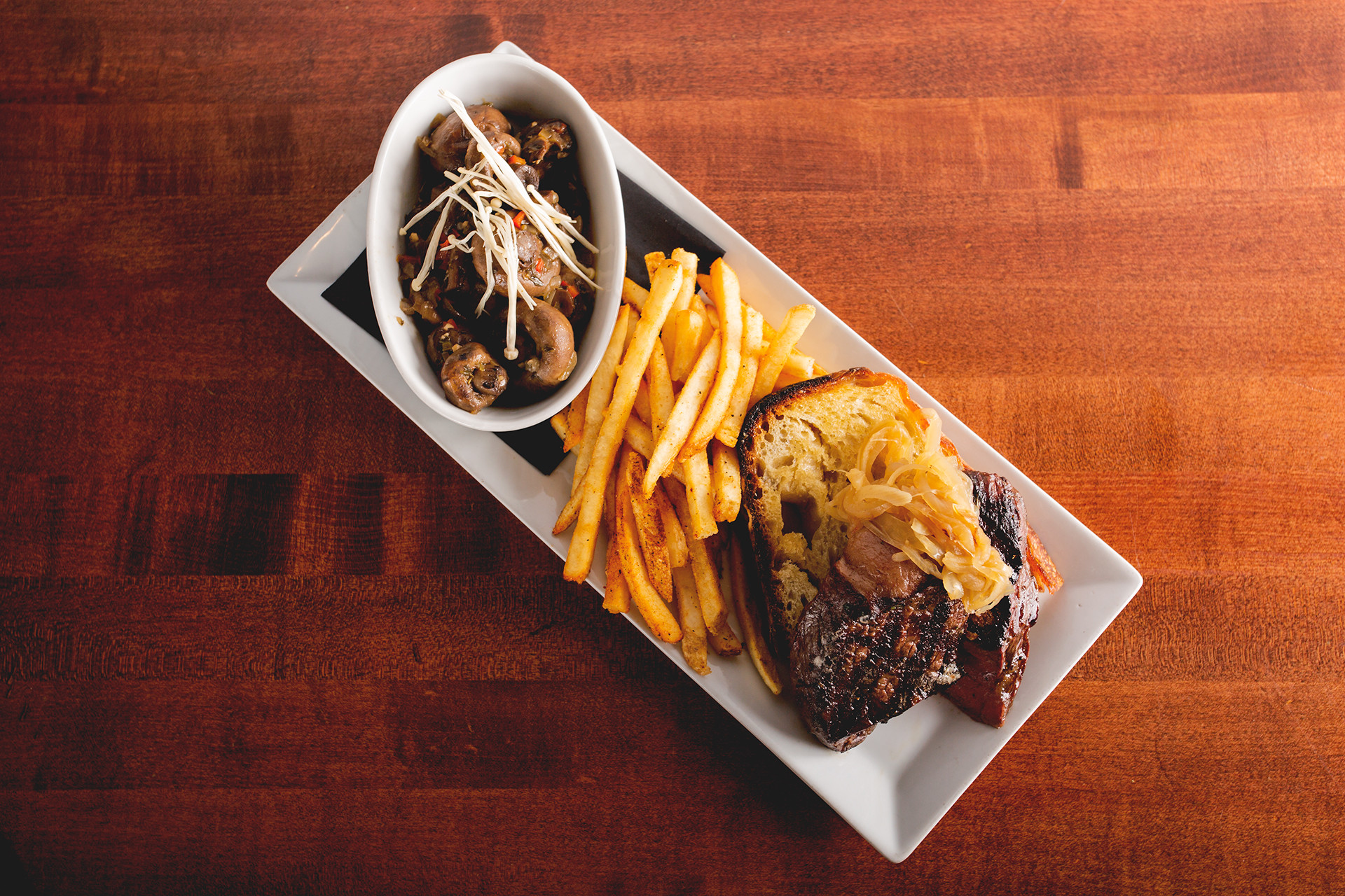 The Heid Out Restaurant & Brewhouse