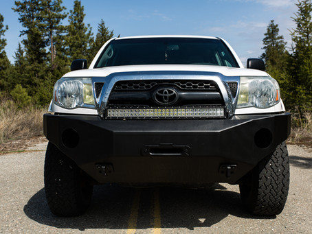 Sales Pitch | Rock Solid Tacoma