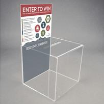 Mock-up Ballot Box Design