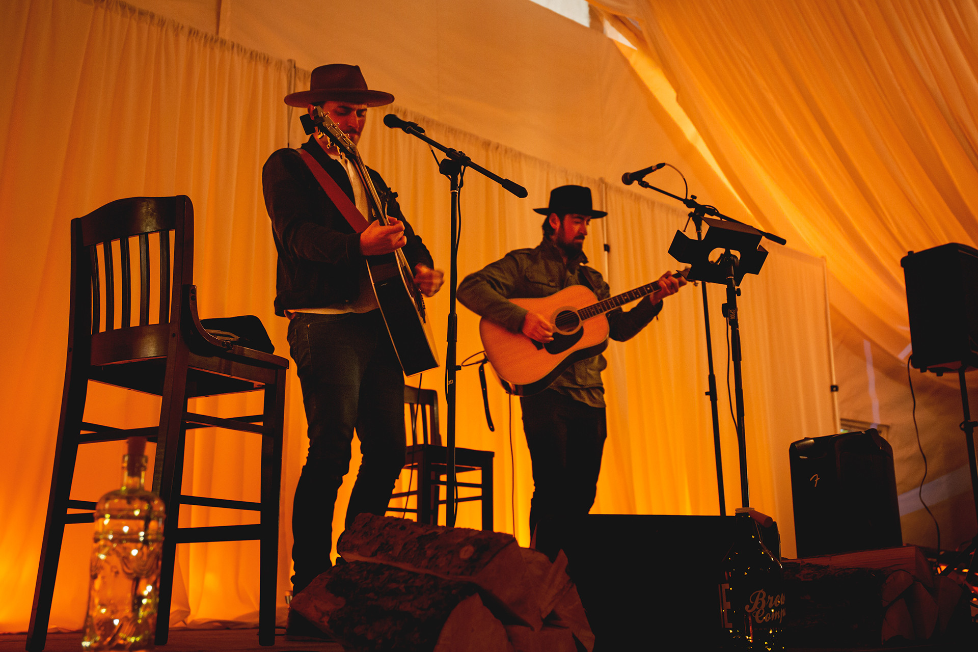 Talbott Brothers Evening Show