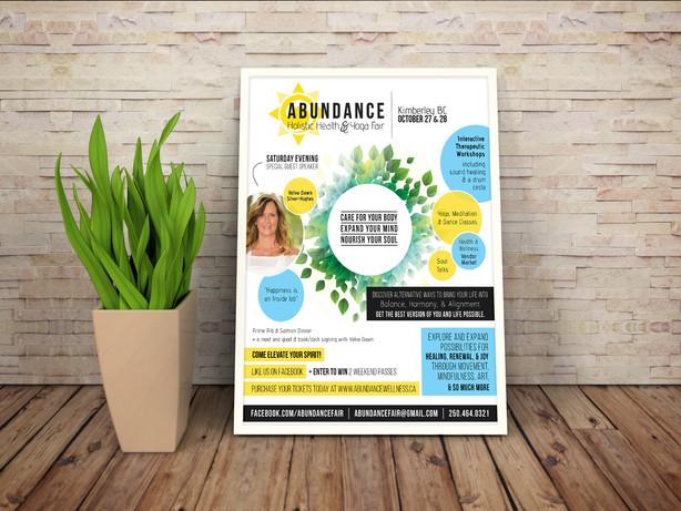 Poster Design Render