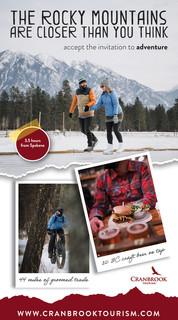 Seasonal Print Ad Design