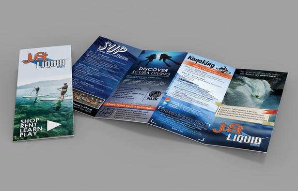 Brochure Design Render