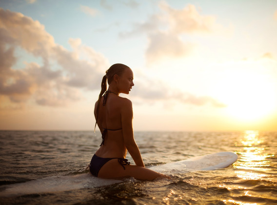 Surf - Girl at sea facing right.jpg
