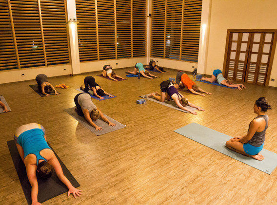B Yoga - Night class during retreat.jpg