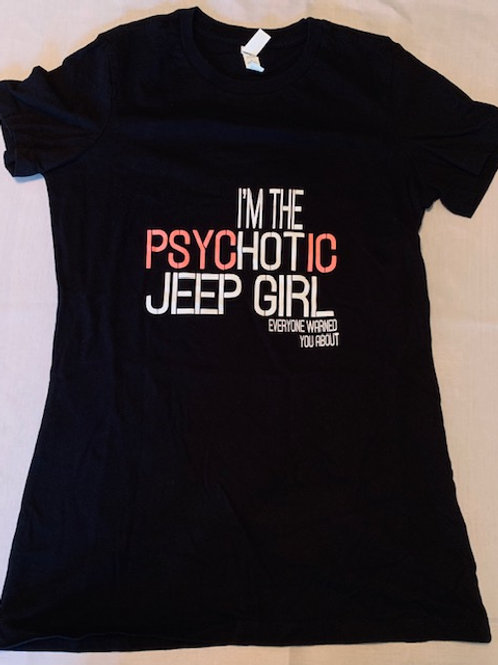 Psychotic Jeep Girl
