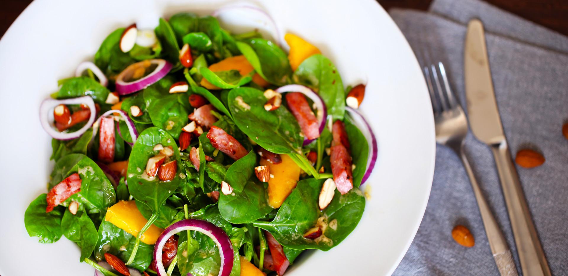 Food - Spinach Almond Mango.jpg