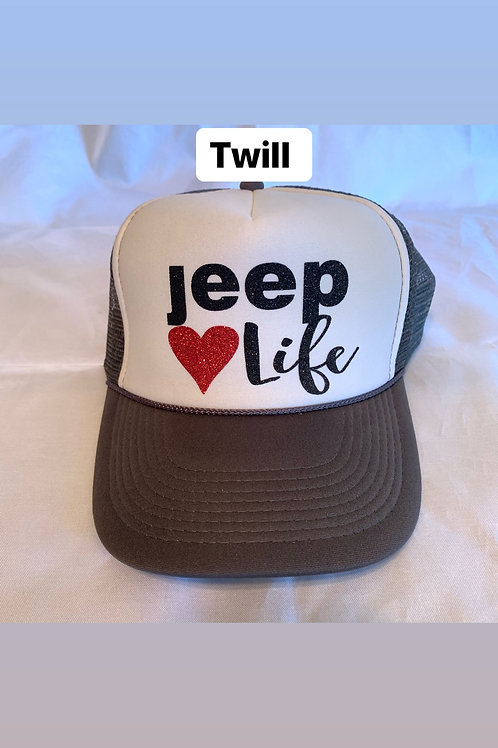 Jeep Life, Heart