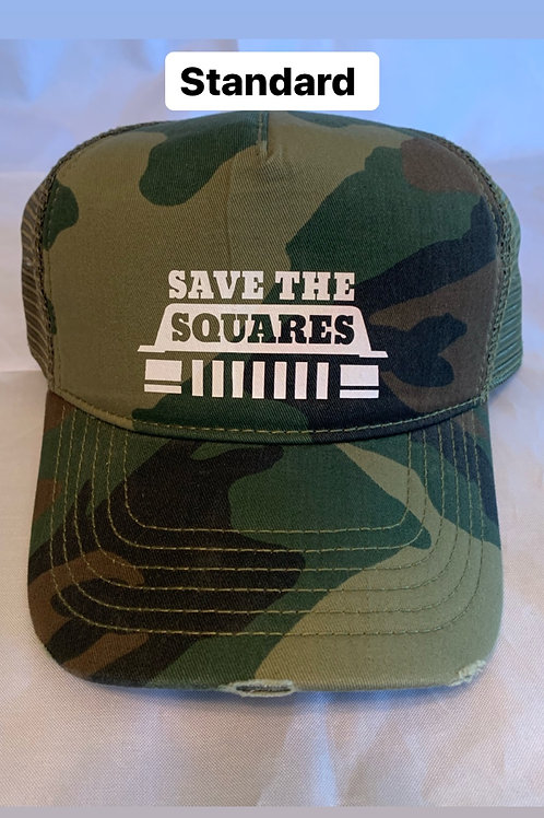Save The Squares