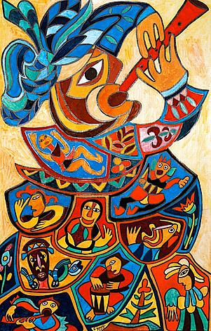 L'art brut : l'art non-professionnel qui bouscule l'art officiel