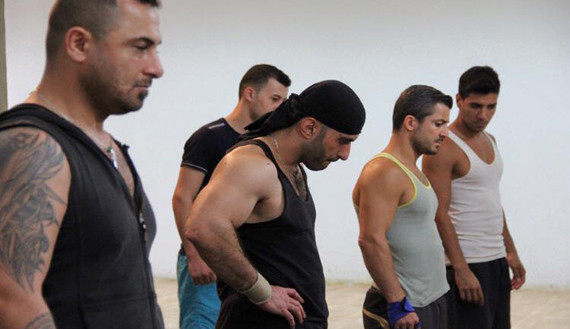 How drama therapy is helping Lebanese prisoners and society