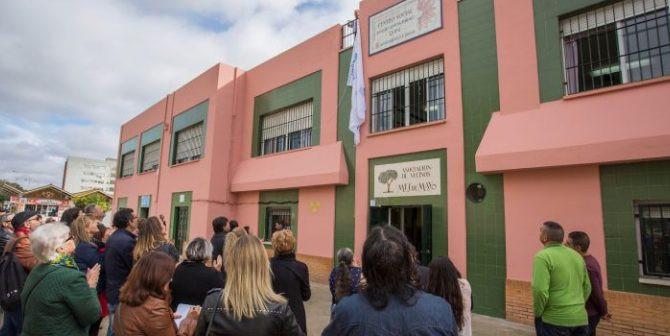 Joaquín Martín Jiménez 'Quini' da nombre al centro social del Torrejón