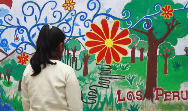 Arte terapia: una forma de sanar a niñas víctimas de la explotación sexual