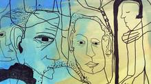 Art helped me tell my story: Brain injury survivors share self-portraits