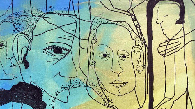 Art helped me tell my story: Brain injury survivors share self-portraits