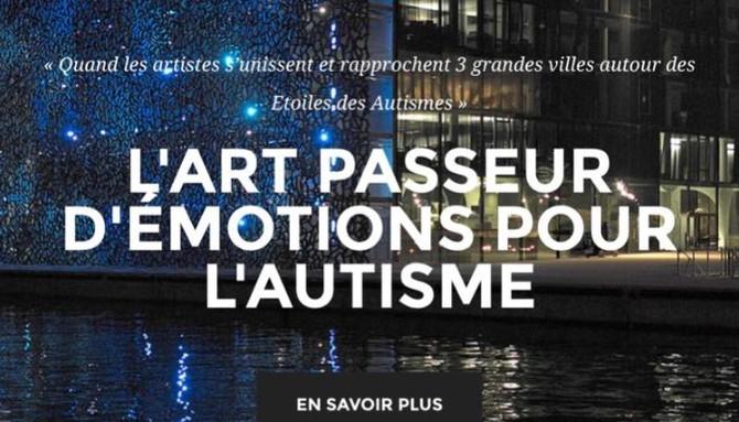 L'ART PASSEUR D'ÉMOTIONS POUR L'AUTISME