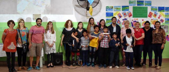 Casa del Niño: cierre de cursos para nenes y nenas