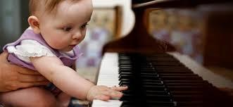 L'importance de la musique au développement du bébé
