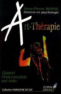 Livre – Art-thérapie – Quand l'inaccessible est toile