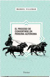 LIBRO: El proceso de convertirse en persona autónoma