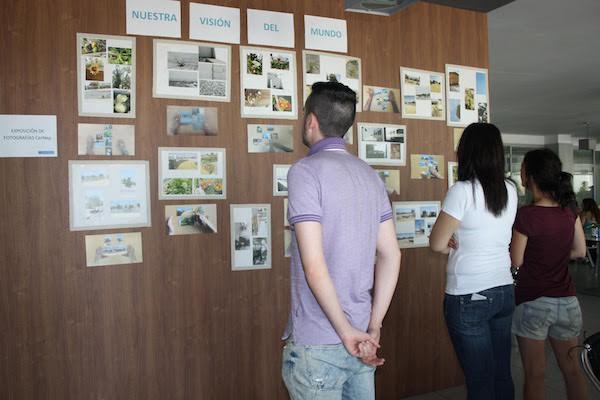 Un taller de Arteterapia visibiliza la realidad de personas con daño cerebral